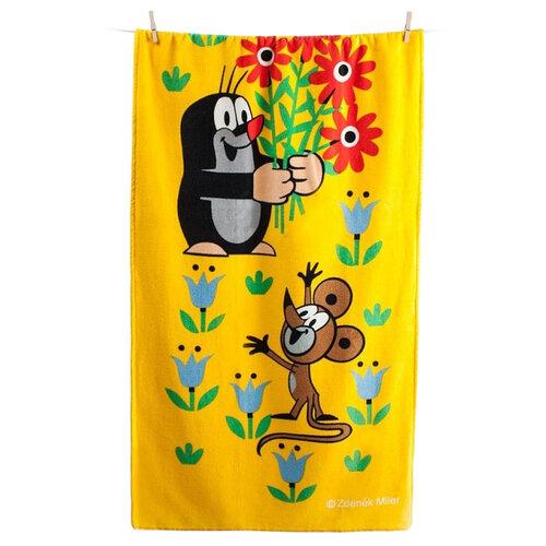 Matějovský Osuška Krtek a květiny