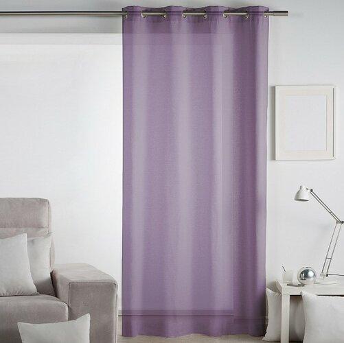Matějovský Záclona Lilien fialová