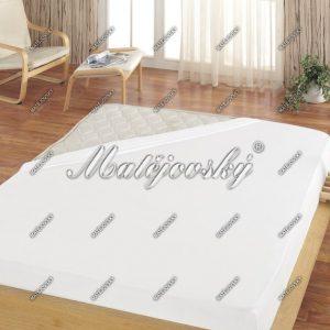 Matějovský prostěradlo Jersey bílá